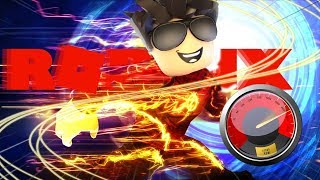 ROBLOX LEGENDS OF... 💨 SPEED !!