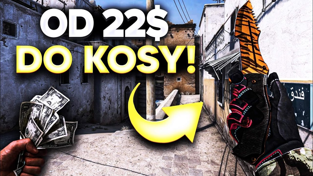 🤑 OD 22$ DO KOSY NA HELLCASE ! 🤑