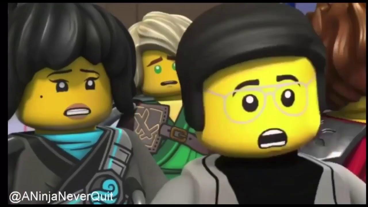 Лего ниндзяго 12 сезон 4 трейлер 4к качестве - YouTube