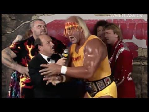 10 Man Elimination Match. From WWE Survivor Series 11/26/87