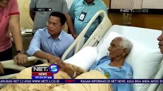 Download Video Dirut Garuda Indonesia Jenguk Nyak Sandang - NET 5 MP3 3GP MP4