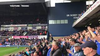 IPSWICH TOWN 0 NORWICH CITY 1 - MATCHDAY ATMOSPHERE - THE EAST ANGLIAN DERBY 2017