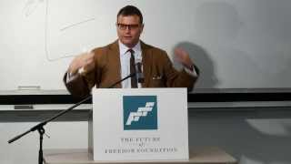 "ECONOMIC LIBERTY LECTURE SERIES - George Selgin """"Free Banking and the Economics of a Free Society"""