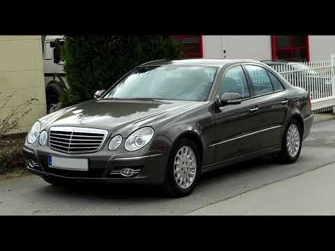 Buying review Mercedes Benz E class (W211) 2003-2009 Common Issues Engines Inspection