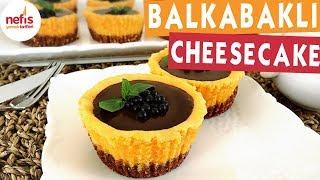 Balkabaklı Cheesecake - Tatlı Tarifleri - Nefis Yemek Tarifleri