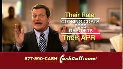 CashCall Mortgage - No Gap
