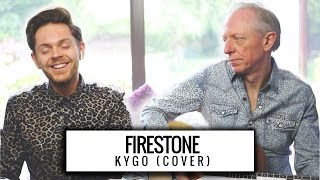 Kygo - Firestone ft. Conrad Sewell (Live Acoustic Cover) | jameboyy
