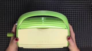 How to Use a Cuttlebug Embossing Machine