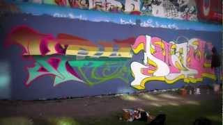 Graffy.tv #10 Berlin Kreuzberg - Dejoe - Inka - Lost ...