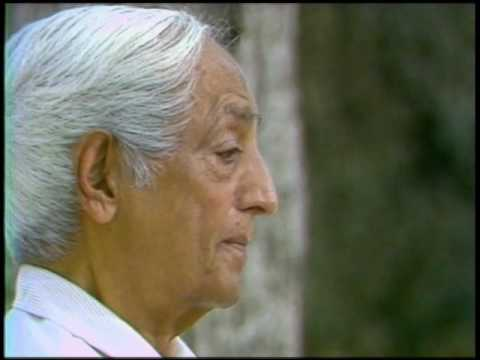 Isn't the observation of thought continuing its use? | J. Krishnamurti