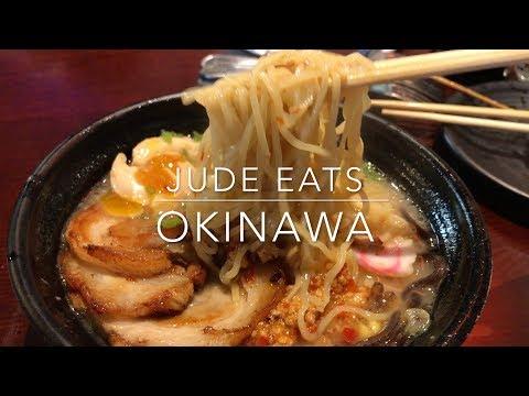 Jude Eats: Ramen & Sushi, Okinawa Buffet/Minnesota