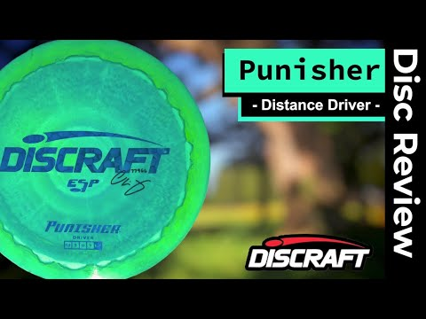 Discraft Punisher | Distance Driver Disc Golf Review