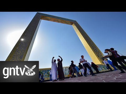 What is the Dubai Frame?