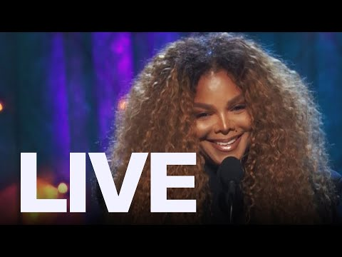 Janet Jackson Talks Hall Of Fame Induction  ET Canada