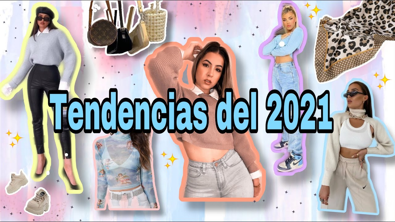 TENDENCIAS PARA EL 2021 | ROPA + ZAPATOS Y ACCESORIOS