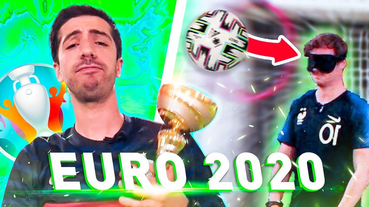 4 CHALLENGES SUR L'EURO 2020 - Le perdant est humilié !