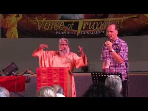 Sundar Selvaraj Sadhu August 10, 2017 : Prophetic Conference Berlin