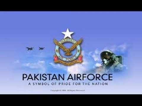 PAKISTAN AIR FORCE ( LOGO)