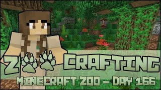 Zoo Crafting! Warming Up the Bird Nests!! - Episode #166 | Season 2