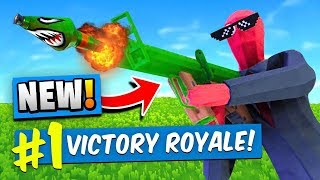 The *NEW* Fortnite Battle Royale? (TABG Royale)