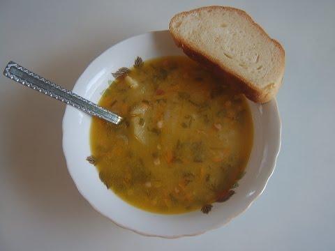 Гороховый суп пюре кулинарный рецепт