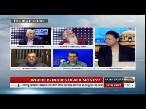 The Big Picture - Where is India's Black Money?