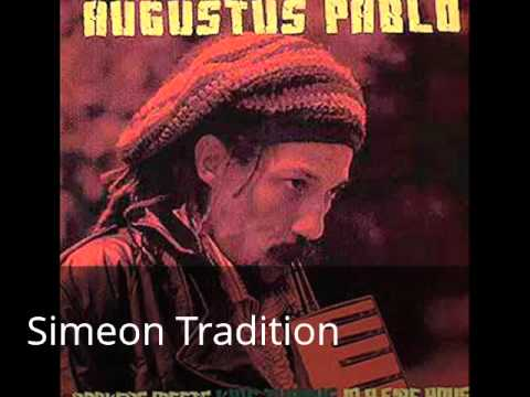 Augustus Pablo - Rockers Meets King Tubby In a Fire House [full album]