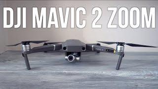 DJI Mavic 2 Zoom - Unboxing, srovnání s Mavic Air a první záběry