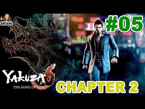 YAKUZA 6 The Song of Life - Gameplay ITA -#05 - [Chapter 2] - Servizi sociali