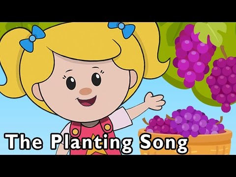 Green Garden Adventure | The Planting Song and More | Baby Songs from Mother Goose Club!