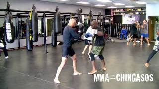 MMA Training Motivation Fighter Savant Young