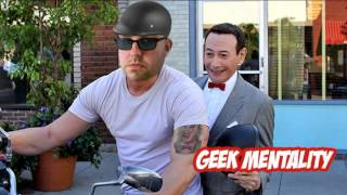 Geek Mentality and Pee Wee's Big Holiday