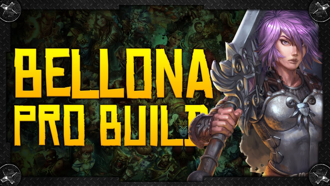 Bellona build