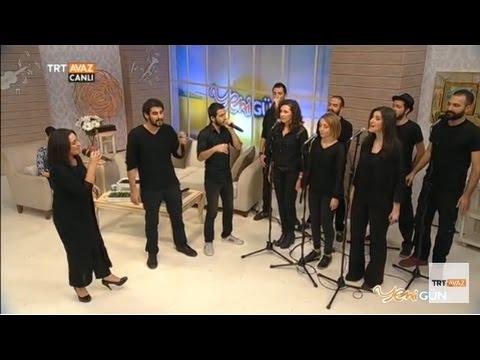 Dombıra - A Capella SesVerSus Grubu - Yeni Gün - TRT Avaz