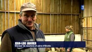 SIA 2015 : Portrait d'une agricultrice normande, juge au salon de l'agrculture