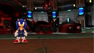 Boss Battle VS Egg Dragoon - Sonic Generations