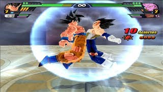 Dragon Ball Z Budokai Tenkaichi 3 -  Goku and Vegeta SSJ Limit Breaker | Fusion (MOD) PS2