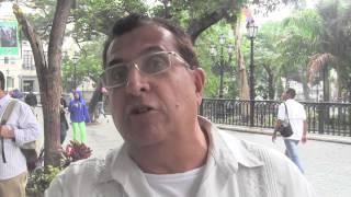 Adultos mayores denuncian estafa en el Banco de Venezuela, aporrea tvi, mayo 2014