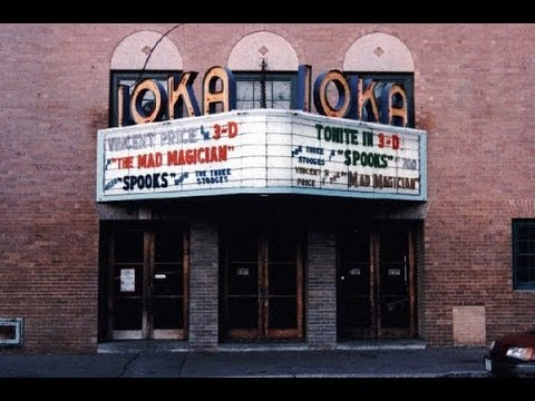The Historic & Very Cool IOKA Theater in 1941, Exeter NH