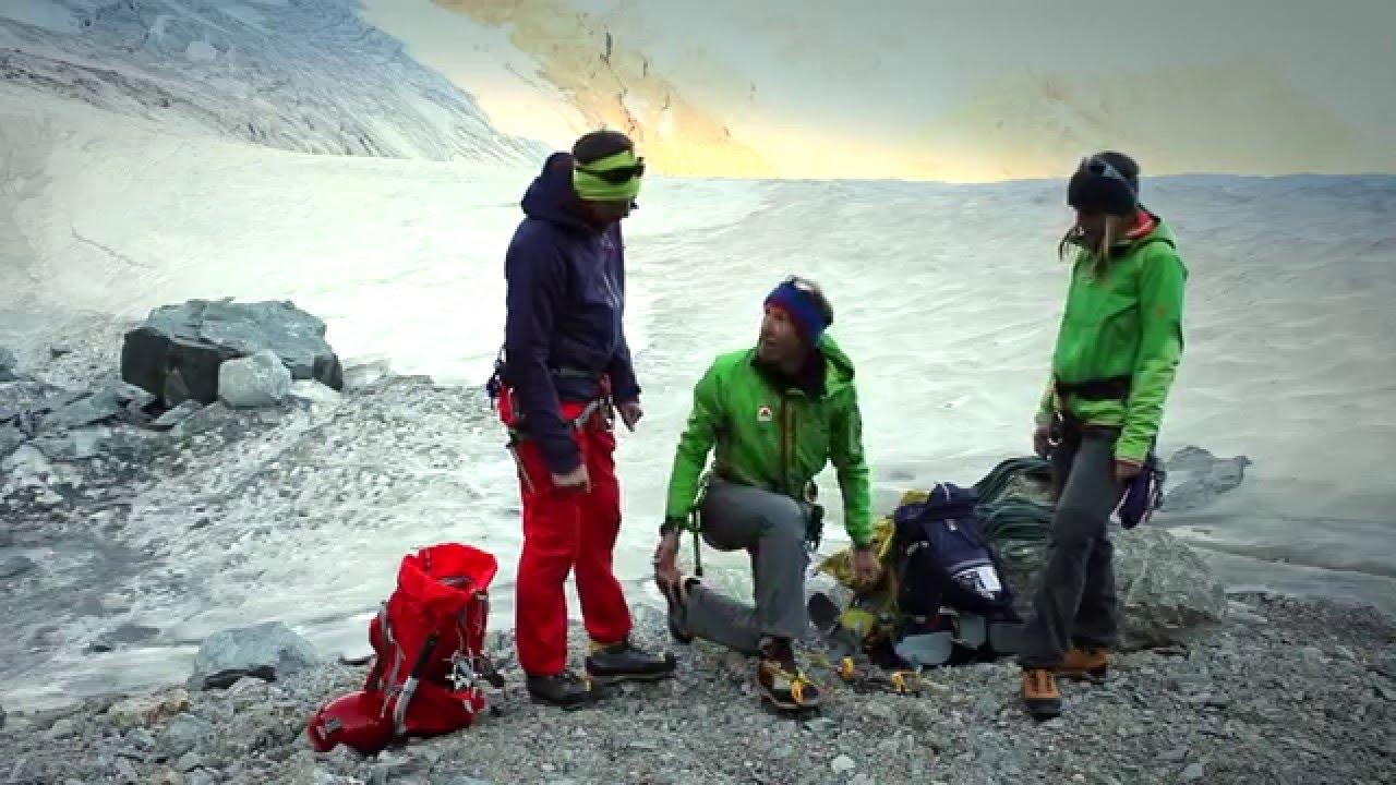 Klettergurt Hochtouren : Hochtouren gurt steigeisen und anseilen bei youtube