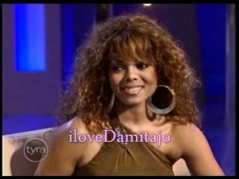 Janet Jackson @ the Tyra show 2008 part 4