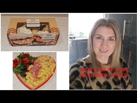 What I Eat In A Day On Slimming World Gluten Free Slimming World Body Magic Slimming World Vlog Youtube