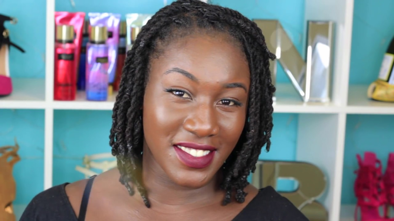 2 Strand Twist Loc Bob Tutorial