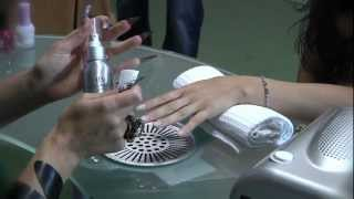 ibi impression ed aegyptia milano makeup nail beauty show