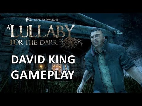 DAVID KING GANTENG BANGET! - Dead by Daylight (Indonesia) - A Lullaby for the Dark Update