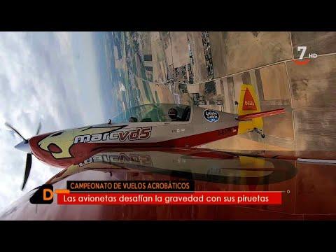 Download Desafiamos la gravedad en una avioneta de acrobacias | Castilla y León directo