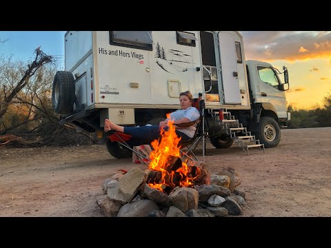 THE TRUTH ABOUT LIVING IN A 4x4 EXPEDITION VEHICLE