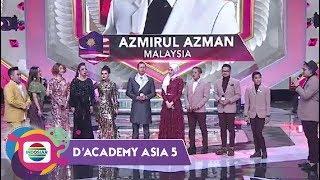 Seru Nih!! Host Dan Komentator Adu Games Sambung Lagu -D'Academy Asia 5