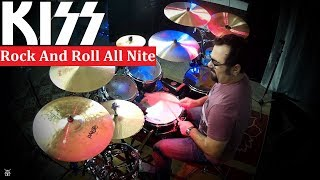 Kiss Rock And Roll All Nite Drum Cover.mp3