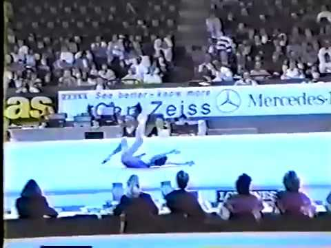 1989 World Gymnastics Championships - Women's Compulsories, Session 5